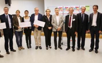 Gefluc Dauphiné Savoie remet 90.000 € contre le cancer