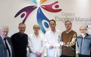 Gefluc Rennes: 5.000 € pour réduire l'irradiation